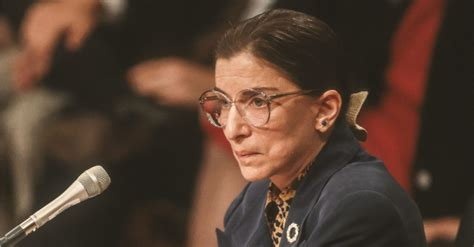 justice ruth bader ginsburg announce