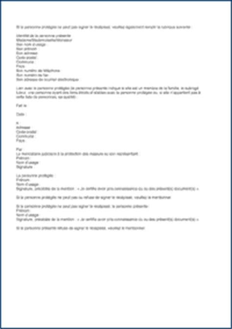 modèle lettre envoi document modele lettre pour joindre document