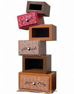 Meuble En Carton Design : meuble en carton design ~ Melissatoandfro.com Idées de Décoration