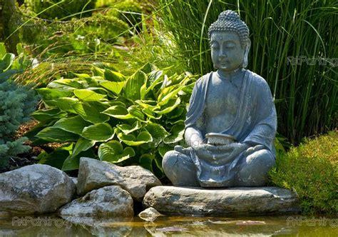 Buddha Zen Garten by Carta Da Parati Fotomurali Zen Spa Poster Murali