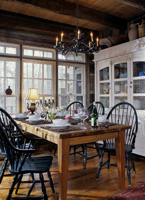 Windsor Dining Room Chairs, Windsor Dining Room Table And