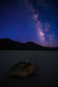 Death Valley National Park Milky Way