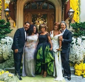Tina Turner Wedding 2013