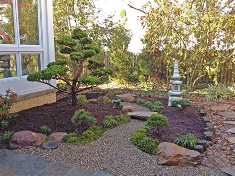 Japanese Garden. Backyard Landscape Design By Lee's