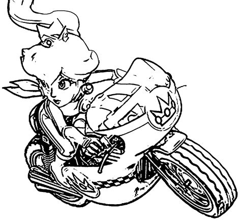 mario kart coloring pages coloring pages mario kart coloring home