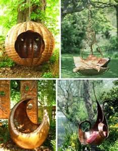 Whimsical-Garden-Swings