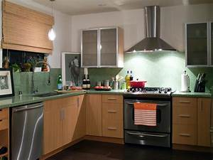 Eco countertops pictures ideas tips from hgtv hgtv for Green kitchen cabinets for eco friendly homeowners