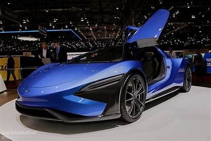 Techrules Nice Cars System Propulsion Giugiaro Manufacturer