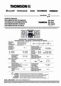 Thomson Ms2000