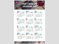 8 Gambar Download Kalendar 2019 terbaik