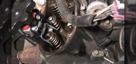 replace  valve seals   engine  smoking