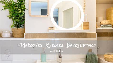 Makeover  Kleines Badezimmer  Vorhernachher Mit Ikea