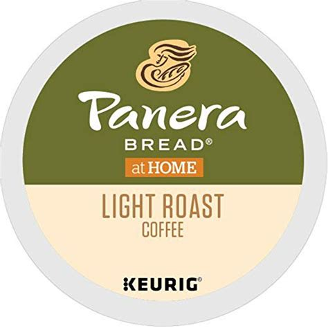 Free 4 months of unlimited coffee with subscription. Panera Bread Light Roast Coffee, Single-Serve Keurig K-Cup Pods, 100% Arabica Coffee, 72 Count ...