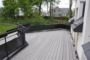 Garde Corps Terrasse Extrieure G2H29
