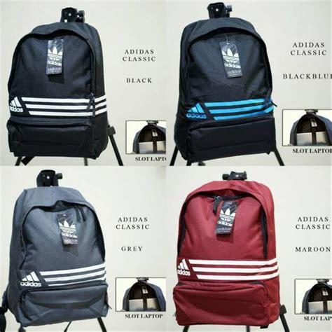 tas backpack tas ransel sekolah jual tas sekolah tas anak tas ransel adidas backpack terbaru limited di lapak romli