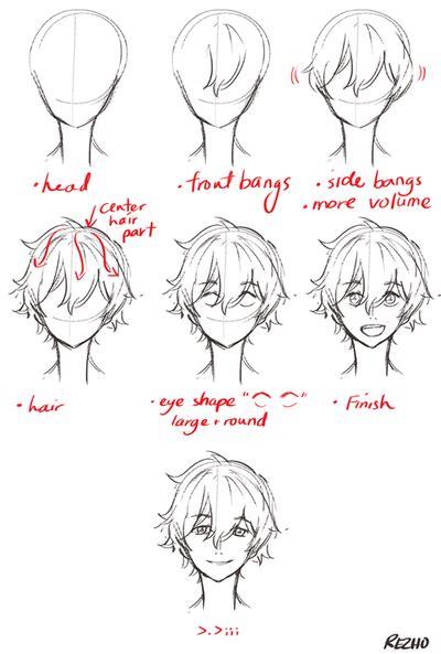 manga face tutorial  tumblr   heart