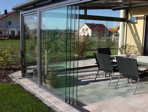 Terrassenüberdachung Mit Schiebeelemente by Terrassendach Schiebeelemente Erhardt Markisen