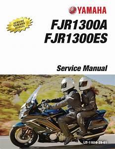 Yamaha Fjr1300a Fjr1300es 2016