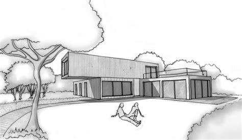 plan maison d architecte contemporaine ooreka