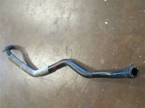 Jaguar X-type Water Coolant Hose 2002-2003-2004-05-06 1x43