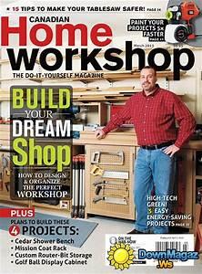 Canadian Home Workshop - March 2013  U00bb Download Pdf Magazines