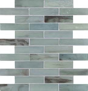 lunada bay tile haisen 1 x 4 glass tiles