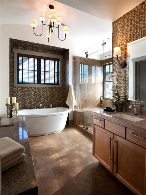 Design Ideas For Bathrooms by Master Bathroom Remodeling Ideas