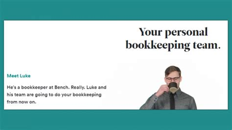 Bench Bookkeeping by Bench Gives Your Business A Bookkeeping Team