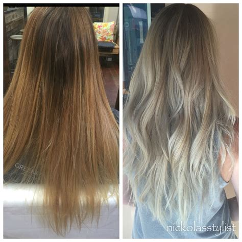 Ash Honey by Before And After Balayage Ash Cool Honey