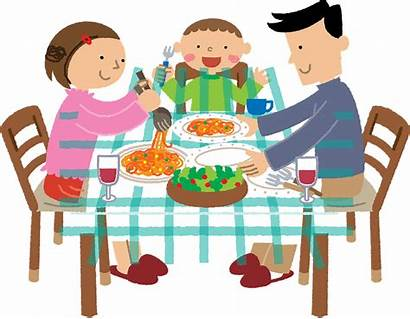 Eating Clipart Meal Transparent Dinner Youth Child