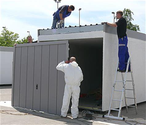 Bautraegerhaus Alles Aus Einer by Zapf Garagenmodernisierung Wir Renovieren Sanieren Und
