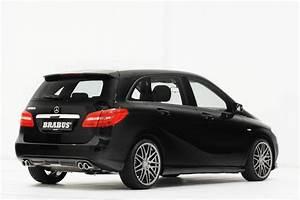 Class B Mercedes : 2012 mercedes b class tuned by brabus autoevolution ~ Medecine-chirurgie-esthetiques.com Avis de Voitures