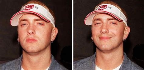 Guy Notices Eminem Never Smiles, Now The Rapper Has Never