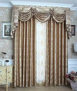 aliexpresscom buy 2016 fashion jacquard curtains gold With drapes clothes