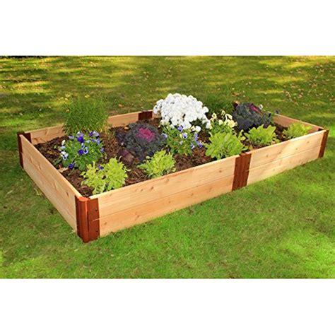 cedar raised garden bed kit top 17 best cedar raised garden bed kits 2018