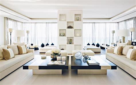 soggiorno di lusso soggiorno moderno 100 idee per il salotto perfetto