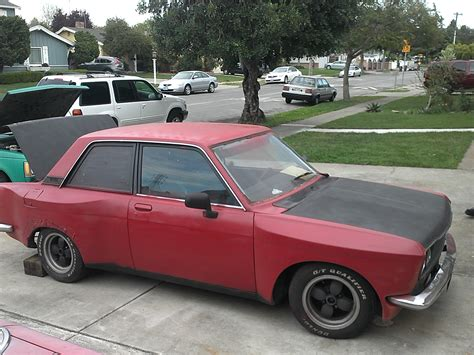 Datsun 510 Flares by 1972 Datsun 510 Box Flare With Ka Conversion For Sale In
