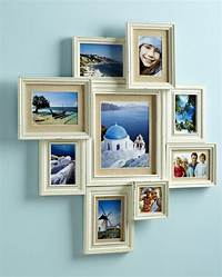 picture frame collage ideas Picture Frame Collage Ideas : Classic Entryway Room Decor ...
