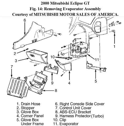Mitsubishi Eclipse Engine Diagram Embly