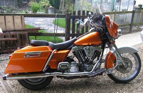 """Harley Davidson Flht Electraglide Custom """"bagger"""""""