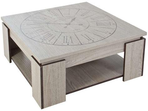 table basse en bois conforama s 233 lection d 233 co de salon avec le code promo conforama