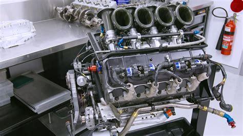 v8 supercar engine blocks get a closer at a supercar v8 engine
