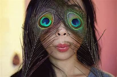 Makeup Peacock Uemura Shu Everyday Halloween Inspired