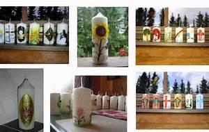 Münzen Selber Gestalten : kerzen selber dekorieren design youtube ~ Orissabook.com Haus und Dekorationen