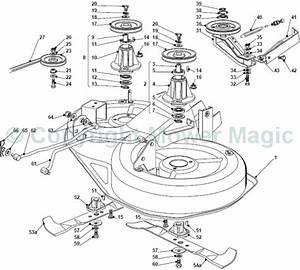 Mountfield 1436 Manual Spares