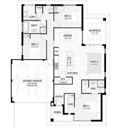 www house plans 3 bedroom house plans home designs celebration homes