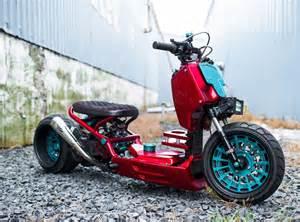 Custom Honda Ruckus