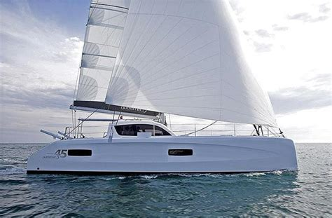 Sailing La Vagabonde New Boat by Aussie Jags Outremer Catamaran For