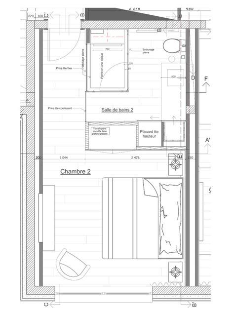 chambre avec sdb et dressing agencement intérieur annecy haute savoie design d 39 azur