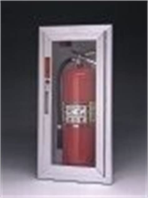 Larsens Extinguisher Cabinets Maintenance by Larsens 2409 R4 Extinguisher Cabinet Emergency